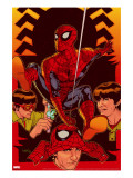 Spider-Man: With Great Power&amp;5 Cover: Spider-Man  Peter Parker