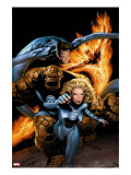 Ultimate Fantastic Four 21 Cover: Mr Fantastic