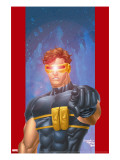 Ultimate X-Men 1/2 Cover: Cyclops