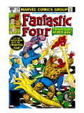 Fantastic Four 218 Cover: Mr Fantastic