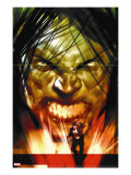 Dark Reign: The List - Hulk 1 Cover: Banner  Bruce and Skaar
