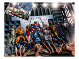 Dark Avengers 1 Group: Marvel Boy