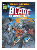 Blade The Vampire Slayer 3 Cover: Blade