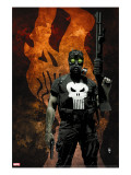 Punisher 57 Cover: Punisher