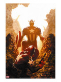 Captain America 39 Cover: Captain America