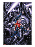 Captain Britain And MI: 13 8 Cover: Captain Britain