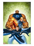 Ultimate Fantastic Four 7 Cover: Mr Fantastic