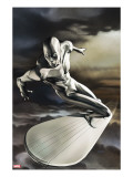 Silver Surfer No5 Cover: Silver Surfer