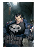 Punisher War Journal No10 Cover: Punisher