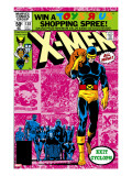 Uncanny X-Men 138 Cover: Cyclops and X-Men