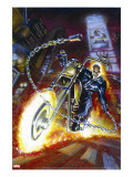 Ghost Rider Annual 2 Cover: Ghost Rider