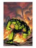 Marvel Adventures Hulk No1 Cover: Hulk