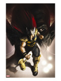 Secret Invasion Aftermath: Beta Ray Bill - The Green Of Eden 1 Cover: Beta-Ray Bill