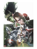 What If Secret Invasion 1 Cover: Thor