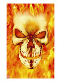 Ghost Rider 15 Headshot: Ghost Rider