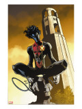 X-Men: Manifest Destiny 4 Cover: Nightcrawler