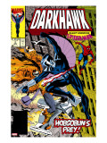 War Of Kings: Darkhawk 2 Cover: Darkhawk  Hobgoblin and Spider-Man