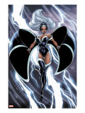 X-Men: Worlds Apart No1 Cover: Storm