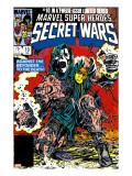 Secret Wars No10 Cover: Dr Doom