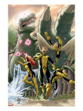 Marvel Two-In-One: X-Men: First Class 3: Cyclops  Marvel Girl  Angel  Beast and Iceman