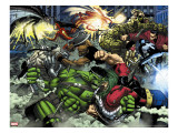 World War Hulk 2 Group: Hulk