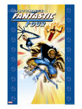 Ultimate Fanastic Four 13 Cover: Mr Fantastic
