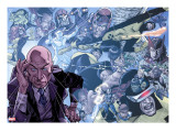 X-Men: First Class Giant-Size Special 1 Group: Xavier
