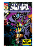 War Of Kings: Darkhawk 1 Cover: Darkhawk