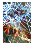 Marvel Adventures Super Heroes 5 Cover: Dr Strange