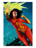 Spider-Woman 6 Cover: Spider Woman
