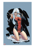 The Amazing Spider-Man 607 Cover: Black Cat