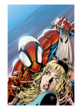 The Amazing Spider-Man 511 Cover: Spider-Man  Stacy and Gwen