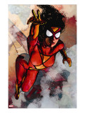 Spider-Woman 5 Cover: Spider Woman