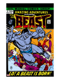Amazing Adventures No11 Cover: Beast