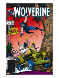 Wolverine 5 Cover: Wolverine