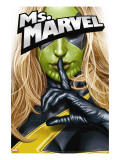 Ms Marvel 25 Cover: Ms Marvel