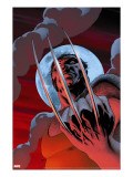 Astonishing X-Men 8 Cover: Wolverine