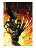 Wolverine: Savage 1 Cover: Wolverine