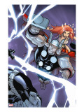 Avengers vs Atlas 2 Cover: Thor