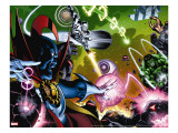 Hulk 10 Group: Dr Strange  Hulk and Silver Surfer