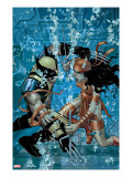 Wolverine 21 Cover: Wolverine and Elektra