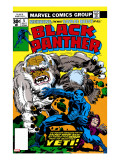 Black Panther 5 Cover: Black Panther