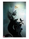 Dark X-Men: The Beginning No2 Cover: Dagger and Cloak Stretching