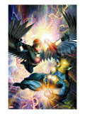 Nova 31 Cover: Darkhawk and Nova