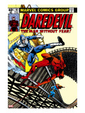 Daredevil 161 Cover: Daredevil  Bullseye and Black Widow