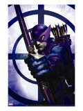 Dark Reign: Hawkeye 1 Cover: Hawkeye