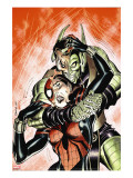 Amazing Spider-Girl No29 Cover: Spider-Girl and Green Goblin