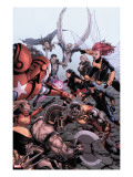 Dark Avengers/Uncanny X-Men: Exodus 1 Cover: Colossus