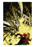The Amazing Spider-Man 557 Cover: Spider-Man