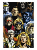 Secret Invasion: Who Do You Trust Cover: Namora
